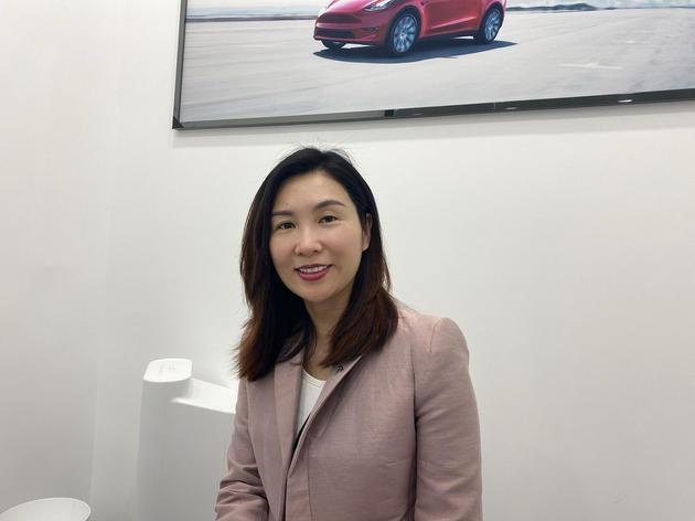 车展维权闹剧上海超级工厂产能隐私数据安全……特斯拉陶琳回应一切